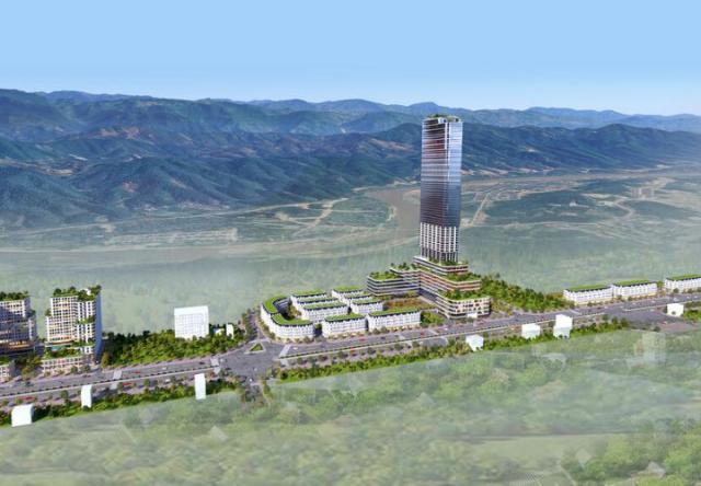Lào Cai sắp có khu nhà ở thương mại, hỗn hợp hơn 4.000 tỉ đồng