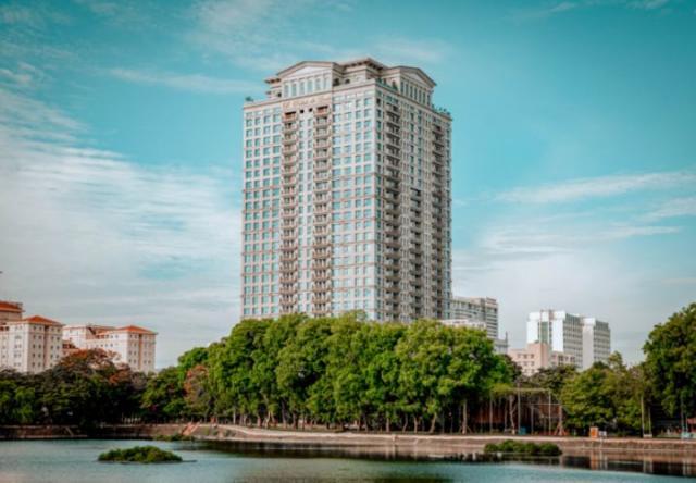 Thanh toán 35% sở hữu căn hộ hạng sang D'. Palais Louis
