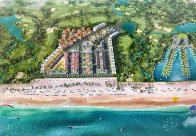 Western Village FLC Quảng Bình - Đô thị sầm uất phong cách miền viễn Tây