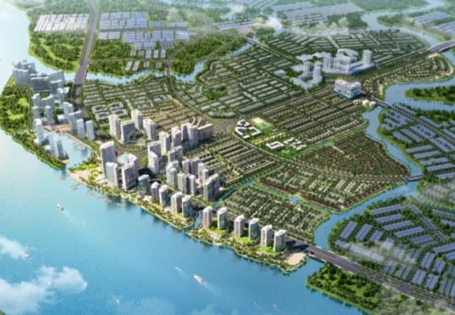 Izumi City - mảnh ghép tại quần thể đô thị khu đông TP HCM