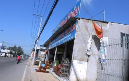 Nhà kho 2 mặt tiền Nguyễn Văn Bứa, Hóc Môn