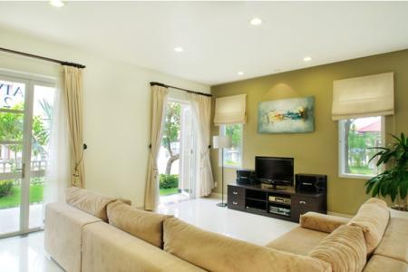 Cần cho thuê nhà riêng gấp tại The Oasis khu dân cư Việt Sing, Thuận An, Bình Dương