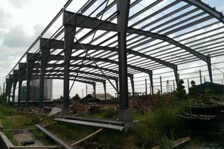 Cho thuê xưởng Đức Hòa Long An, 2600m2 mới xây dựng