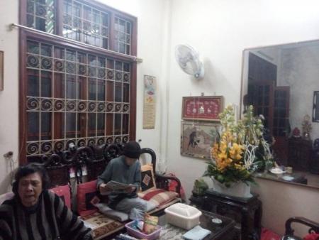 Bán nhà Vĩnh Hồ 64m2 x 4T, 4.35 tỷ
