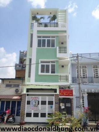 Cần bán nhà MT đường Trần Nhân Tôn, P2, Quận 10. LH: 0937.80.70.88