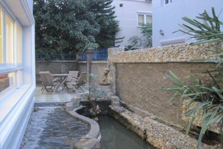 Cho thuê nhà riêng gồm 6 phòng độc lập tại khu đô thị Quang Minh