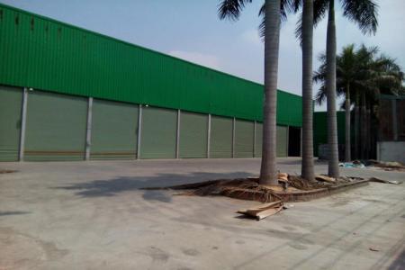 Cho thuê kho, nhà xưởng, đất tại Huyện Thuận An