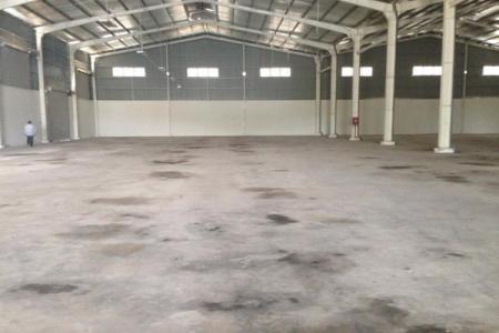 Cho thuê nhà xưởng 2000m2 tại Đức Hòa - Long An