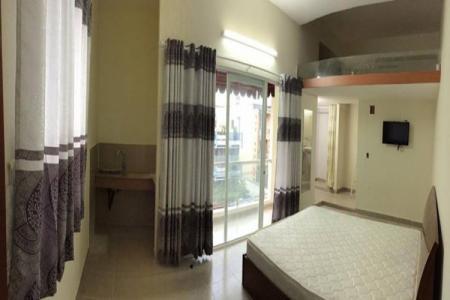 Cho thuê căn hộ quận 10, full nội thất, tự do giờ giấc, đường Điện Biên Phủ