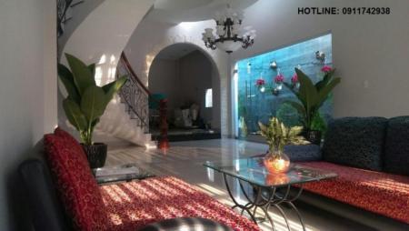 Nhà mới xây HXH 8m Tô Hiến Thành, quận 10, sổ hồng, gần Big C, dt 93m2, giá 9,3 tỷ - LH 0911742938