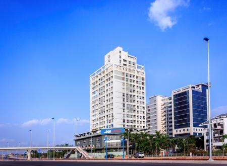 Cho thuê mặt bằng tầng 1 - tòa nhà MBLand Vườn Đào