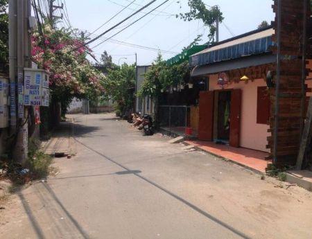 Cho thuê mặt bằng kinh doanh đường Võ Thị Sáu, Biên Hoà, Đồng Nai