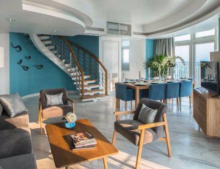 Chính chủ cho thuê căn hộ cao cấp Azura tầng 32, view sông Hàn, rộng đến 225m2