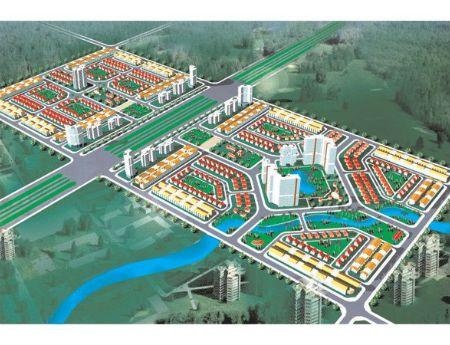 Bán đất nền dự án tại Khu đô thị Cienco 5 Mê Linh - Hà Nội