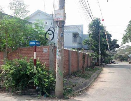 Bán đất nền dự án KDC Hoàng Hải, Huyện Hóc Môn
