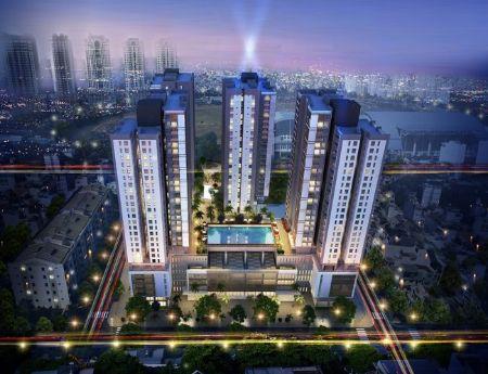 Bán căn hộ chung cư  Xi Grand Court Quận 10