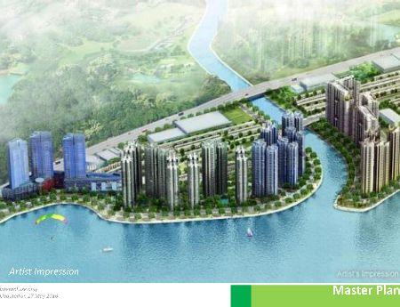 KEPPEL LAND chuẩn bị ra mắt dự án siêu căn hộ cao cấp tại An Phú Quận 2 Palm City
