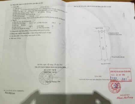Bán nhà riêng Phường Xuân Phương Quận Nam Từ Liêm Hà Nội