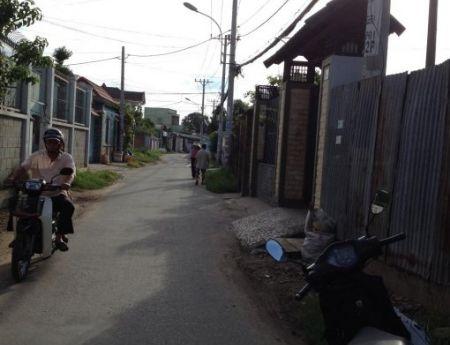 Cho thuê mặt bằng đường Lê Thị Hà Huyện Hóc Môn