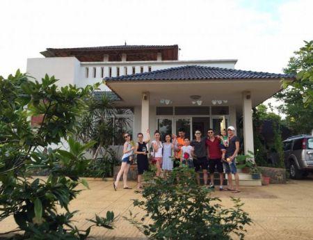 Bán trang trại, khu nghỉ dưỡng đường Tản Lĩnh Huyện Ba Vì Hà Nội