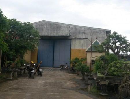 Bán kho nhà xưởng đường Quốc lộ 6 Huyện Chương Mỹ Hà Nội