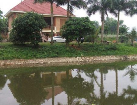 Bán trang trại, khu nghỉ dưỡng Xã Vân Hòa Huyện Ba Vì Hà Nội