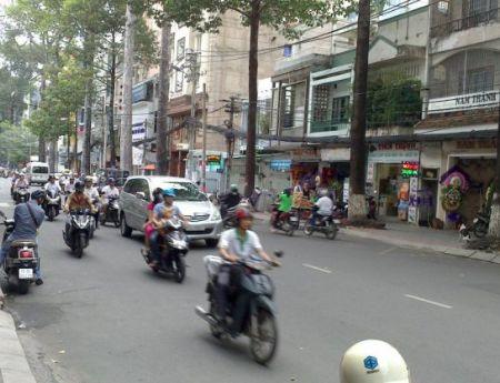 Bán nhà mặt tiền đường Nguyễn Duy Dương gần chợ An Đông, Quận 5