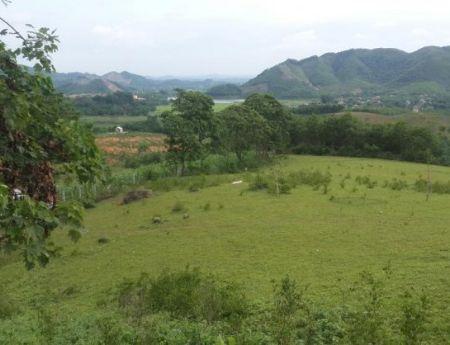 Cần bán rẻ đất trang trại khu nghỉ dưỡng cạnh Thác Bạc Suối Sao, Yên Bình, Thạch Thất, Hà Nội