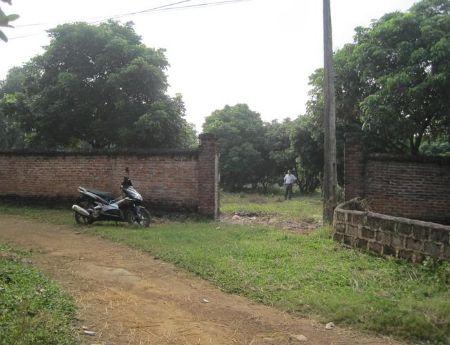 Bán đất đường Hồ Chí Minh Huyện Chương Mỹ Hà Nội