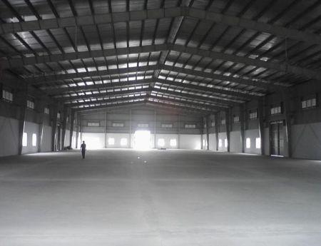 Cho thuê xưởng trong KCN Đức Hòa, Long An