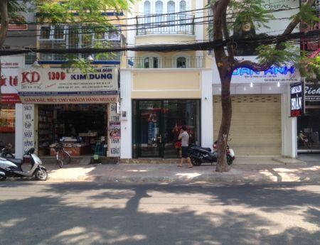 Bán nhà mặt tiền đường Hùng Vương Phường 4 Quận 5