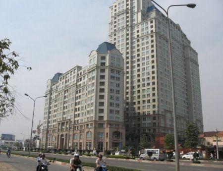 Chính chủ cần bán gấp căn hộ chung cư The Manor Quận Bình Thạnh