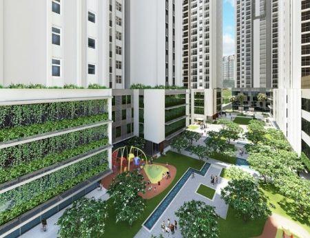 Bán căn hộ chung cư Hà Đô 756 Sài Gòn Quận 10