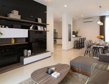 Sắp bàn giao căn hộ khu sân bay Tân Sơn Nhất, 130m 3 phòng ngủ, 4,3 tỷ. LH 0909223483