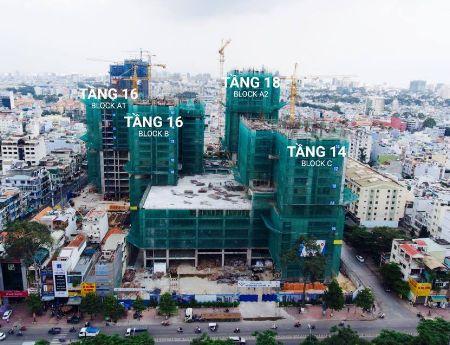 Mở bán Block C view đẹp thoáng nhất dự án Xi Grand Court, CK 5.5%/căn tặng gói nội thất 150 triệu