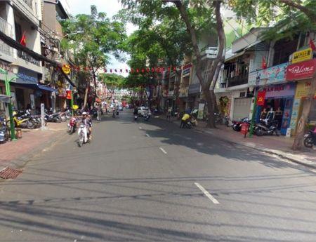 Bán nhà mặt tiền đường An Dương Vương Quận 5