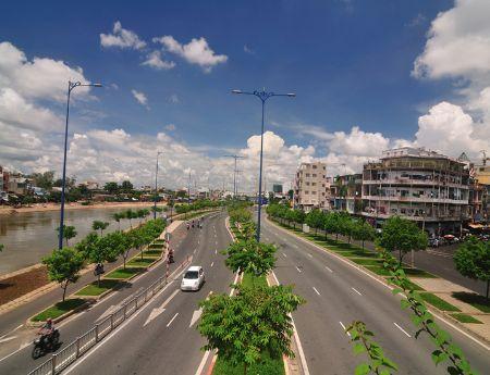 Cho thuê mặt bằng đường Võ Văn Kiệt Quận 1