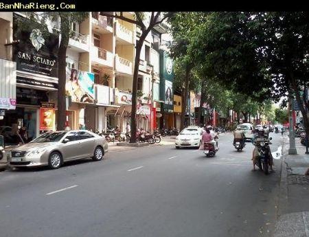 Bán nhà mặt tiền đường Nguyễn Trãi, phường Bến Thành, Quận 1
