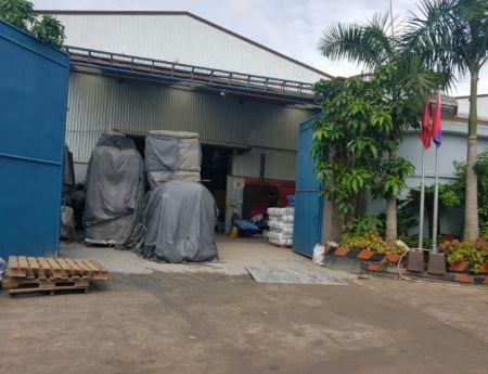 Bán kho, nhà xưởng đường Tỉnh lộ 9 Huyện Đức Hòa Long An