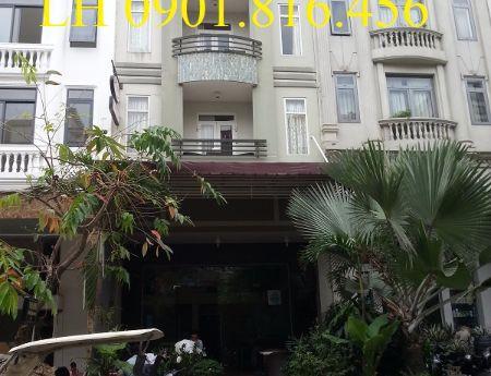 Cho thuê khách sạn Hưng Gia Hưng Phước, Phú Mỹ Hưng, Quận 7 giá chỉ 3400 usd/tháng