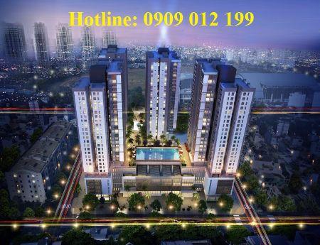 Bán căn hộ giá gốc chủ đầu tư Xi grandc court 2PN 2WC giá 3,3 tỷ/căn có VAT