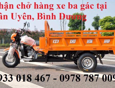 Nhận chở hàng xe ba gác 0933. 018. 467 – 0978. 787 009