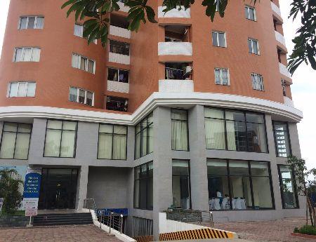 Cho thuê căn hộ tại chung cư Nghĩa Đô- 106 Hoàng Quốc Việt- từ 6tr/tháng