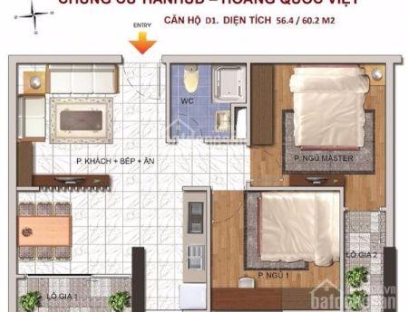 Bán căn hộ Hanhud- Có xuất ngoại giao giá rẻ-LH:0978.837.119