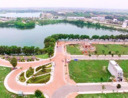 Bán gấp nền mặt kênh M5 trong khu du lịch sinh thái Cát Tường Phú Sinh - 0947.693.606