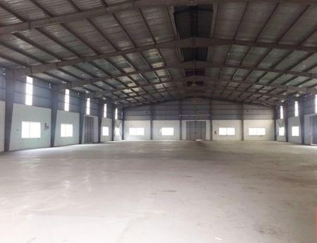 Cho thuê nhà xưởng tại Chương Mỹ Hà Nội DT 1490m2 trong KCN Phú Nghĩa