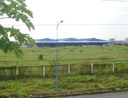 Cho thuê đất công nghiệp tại Biên Giang Hà Đông Hà Nội 4200m2