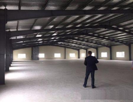 Cho thuê nhà xưởng tại Nam Sách Hải Dương 2000m2 có điện 400KVA giá rẻ