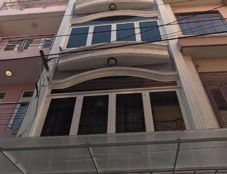 Bán gấp nhà hxh Huỳnh Khương An P5 Gò Vấp 76,5m2 4,4 tỷ