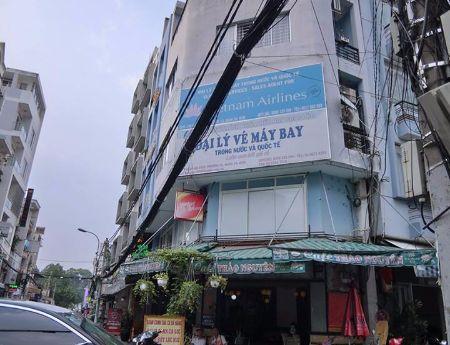 Bán gấp nhà góc hẻm xe tải 496 Dương Quảng Hàm P6 Gò Vấp 107m2 5,5 tỷ